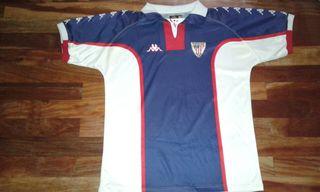 camiseta ATHLETIC 98-99 futbol