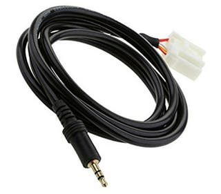 Cable AUX para Mazda