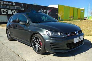 ¡OFERTA! VW GOLF GTD 2.0TDI 184cv - noviembre 2014