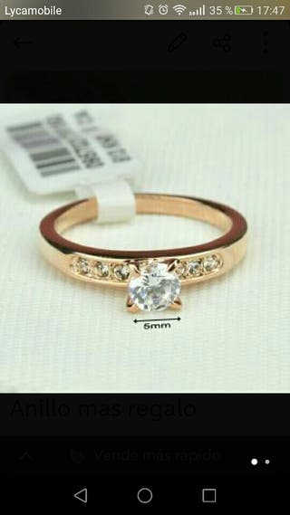 anillo mas regalo