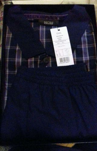 Pijama hombre marca Hom talla 3
