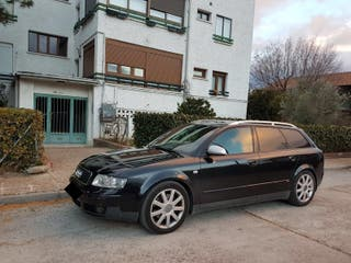 Audi A4 Avant 2.5 Tdi sline 163cv 6 velocidades.