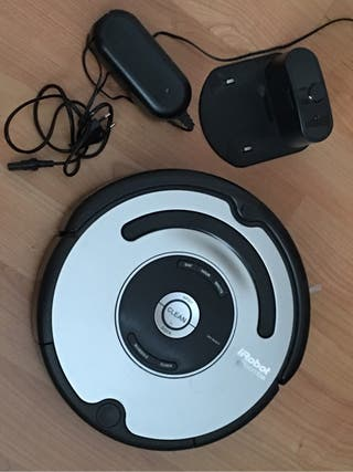 Roomba aspiradora