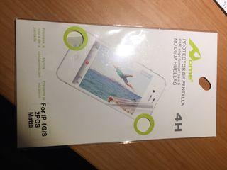 Protector pantalla para IPhone 4/4S.