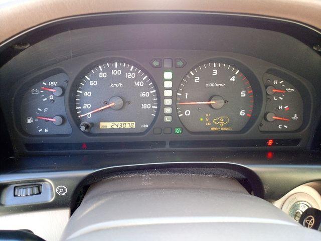 Toyota Land Cruiser HDJ 100 VX Automatico
