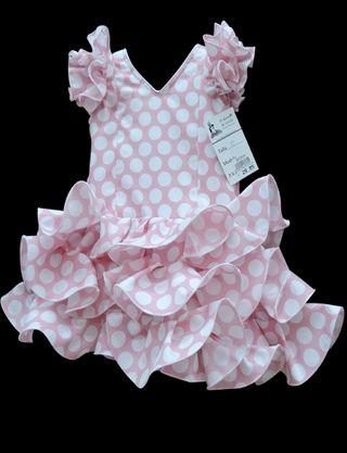 trajes flamenca niña