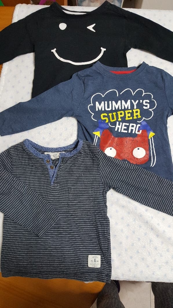 230af625c15 Pack ropa bebe niño 18 meses invierno de segunda mano por 20 € en ...
