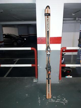 Tabla de esqui
