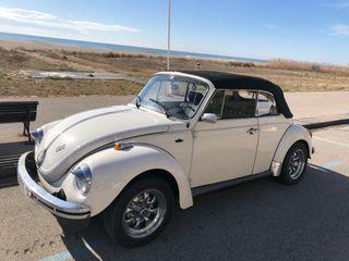 Volkswagen escarabajo cabrio 74