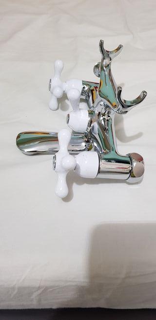 monomando de baño nuevo