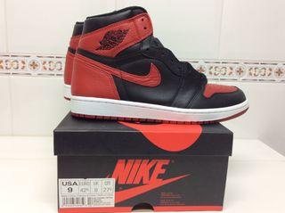 Nike Jordan 1 Retro Banned