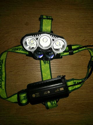 foco frontal led 32000lm