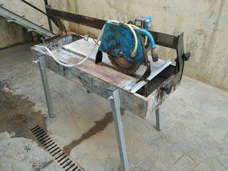 Maquina de corte diamamte agua
