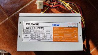 Fuente alimentación PC 300W