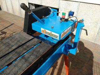 Maquina de corte diamante agua
