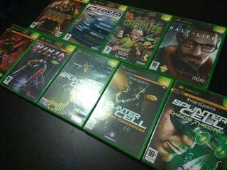 Pack / Coleccion de juegos - XBOX / XBOX 1