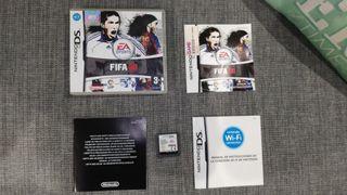 Fifa 08 Nintendo DS