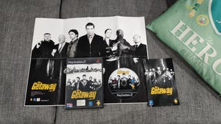 The Getaway + Poster Ps2