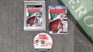 Burnout Ps2 Platinum