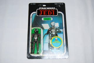 ZUCKUSS FIGURA STAR WARS VINTAGE ANTIGUA