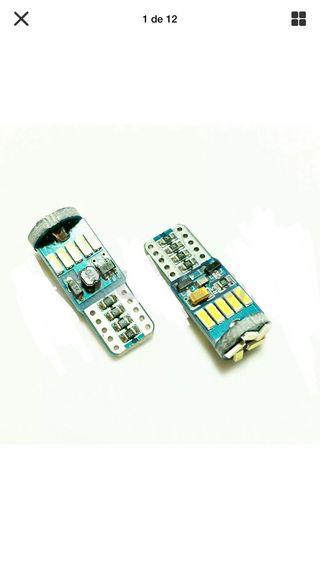 T10 LED CANBUS 15 LED 5000K