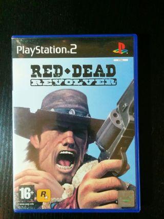 Juego PS2 - Red Dead Revolver