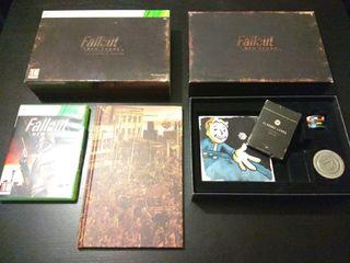 Fallout New Vegas Edicion Coleccionista - XBOX 360