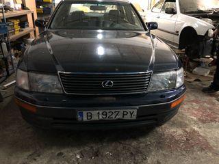 Despiece lexus ls400 1uz
