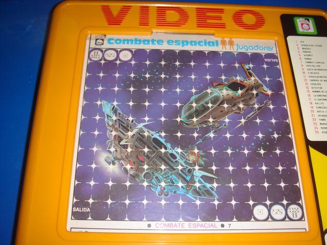 Años 80-Juegos magneticos 25 juegos ref 686 Chicos