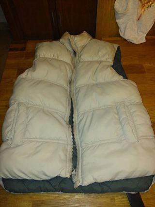 chaleco talla 12 muy caliente