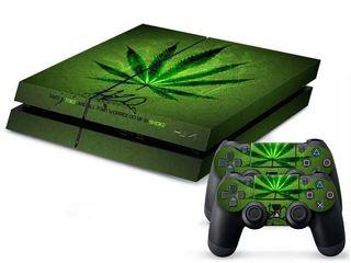 ps4 vinilo marihuana