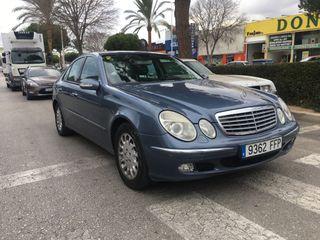 Mercedes-benz Clase E 270 año 2002
