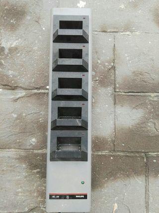 cargador baterias pocket pilas