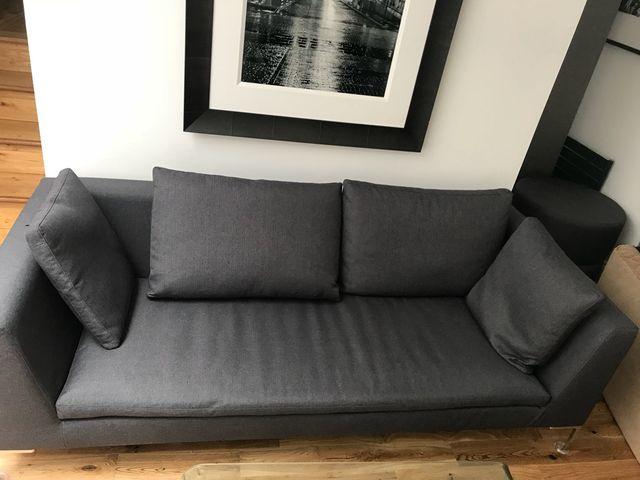 Grey Camerich Sofa