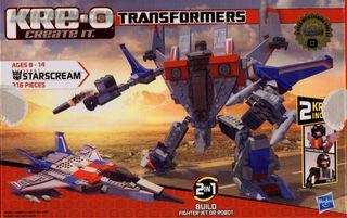 Transformers kre-o varios