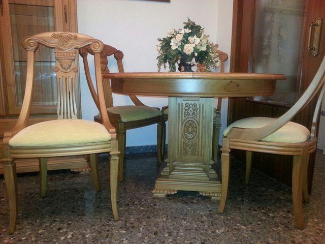 Muebles de comedor provenzal de segunda mano por 1.000 € en Pinoso ...