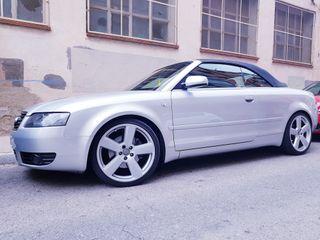 Audi A4 2005 cabrio