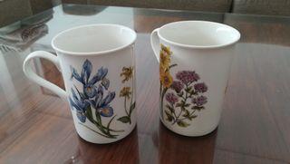 2 tazas de Zara home
