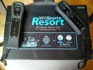 Wii negra.