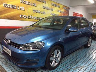 Volkswagen Golf 2014 1.6tdi de 105cv 5 puertas