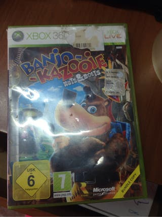 Banjo kazooi xbox 360