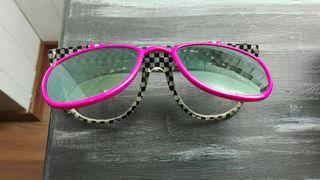 Gafas doble cristal.