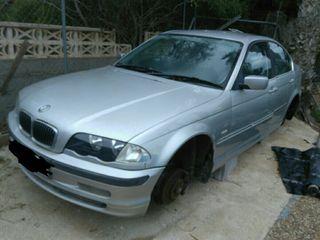 BMW E46 323 DESPIECE