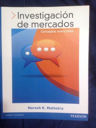 INVESTIGACION DE MERCADOS:CONCEPTOS ESENCIALES UIB