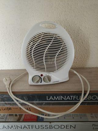 Ventilador - Calefactor