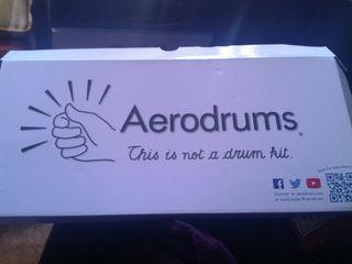 batería aerodrums