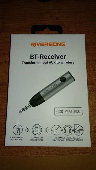 Transmisor bluetooth- jack 3,5
