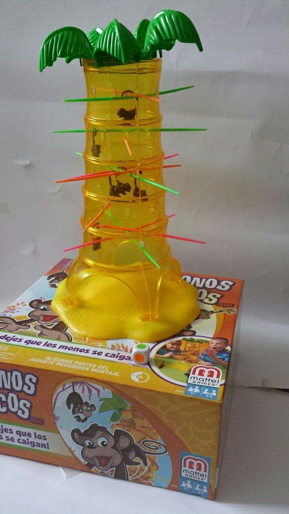 Juego De Mesa Monos Locos De Segunda Mano Por 5 En Llinars Del