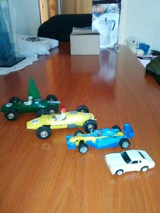 coches Escalextri