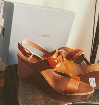 sandales Minelli neuves 39